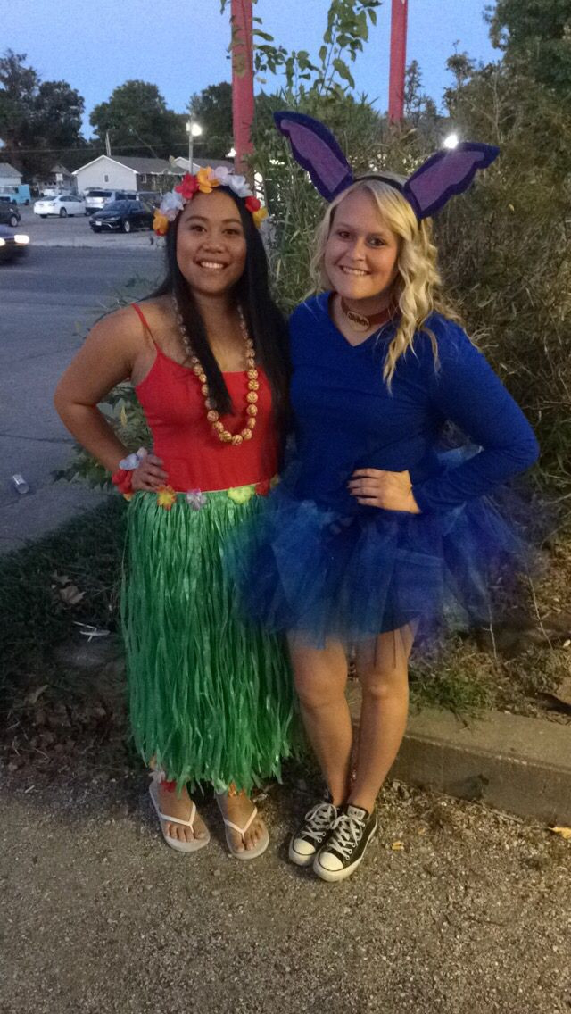 Best ideas about Lilo And Stitch Costume DIY . Save or Pin Lilo and Stitch costume Halloween Now.