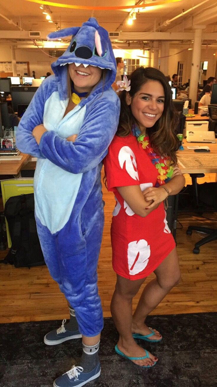 Best ideas about Lilo And Stitch Costume DIY . Save or Pin Lilo and Stitch DIY Halloween costume Halloween Now.