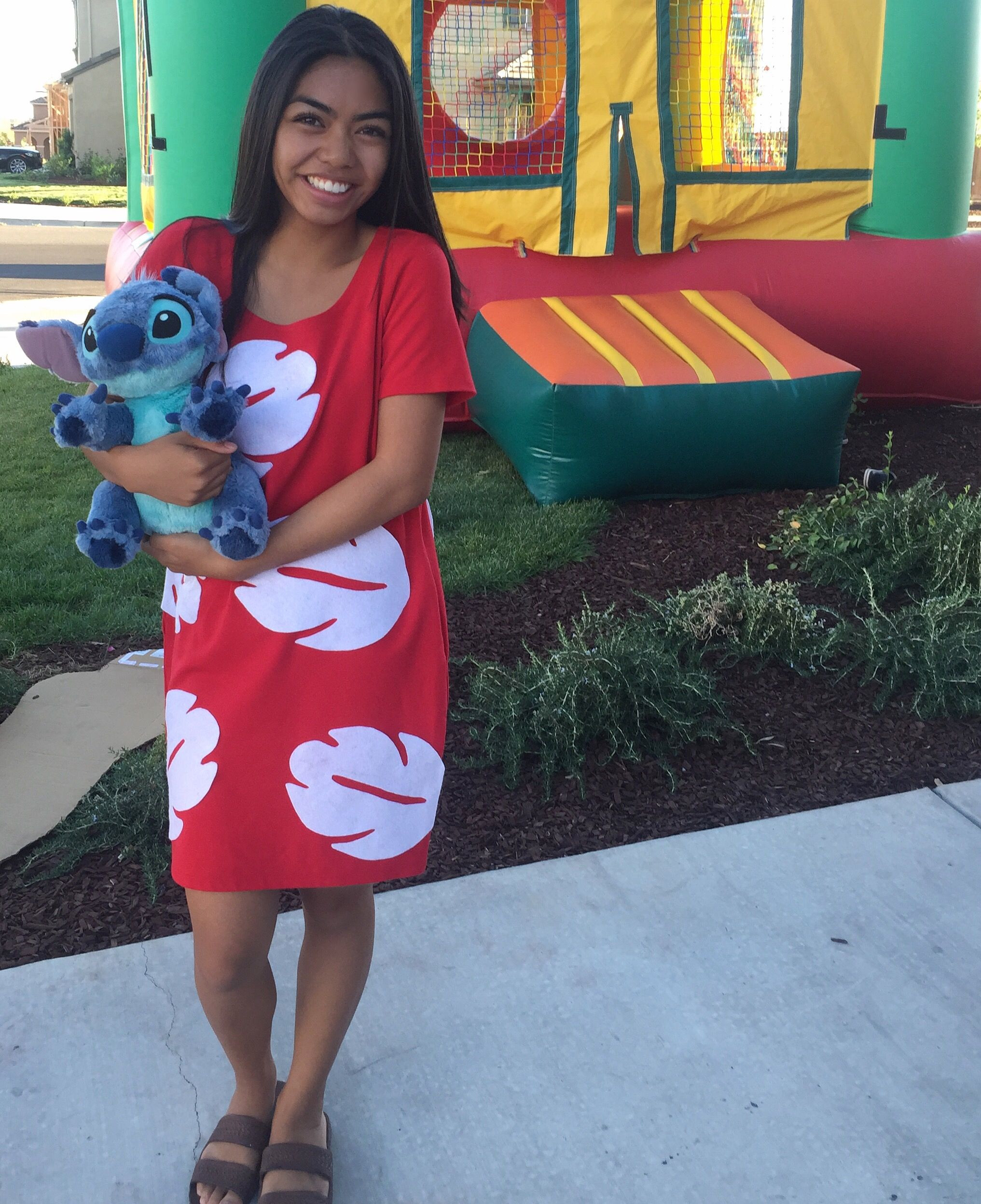 Best ideas about Lilo And Stitch Costume DIY . Save or Pin Walt Disney Wednesday … Now.