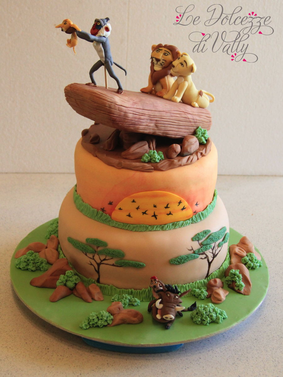 Best ideas about Lion King Birthday Cake . Save or Pin The Lion King CakeCentral Now.