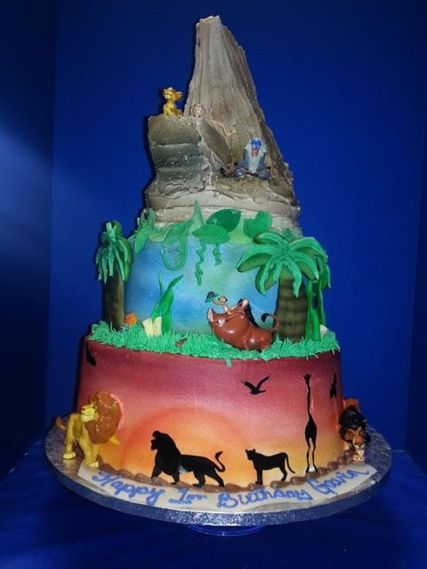 Best ideas about Lion King Birthday Cake . Save or Pin 1000 ideas about Lion King Cakes on Pinterest Now.