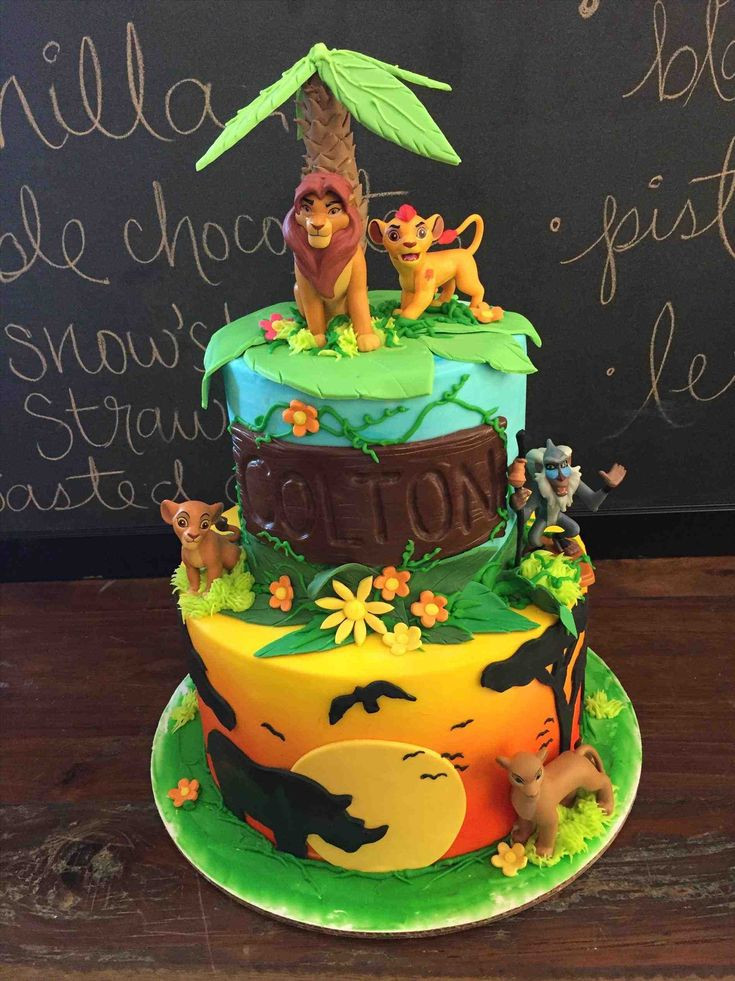 Best ideas about Lion King Birthday Cake . Save or Pin Best 25 Lion king party ideas on Pinterest Now.