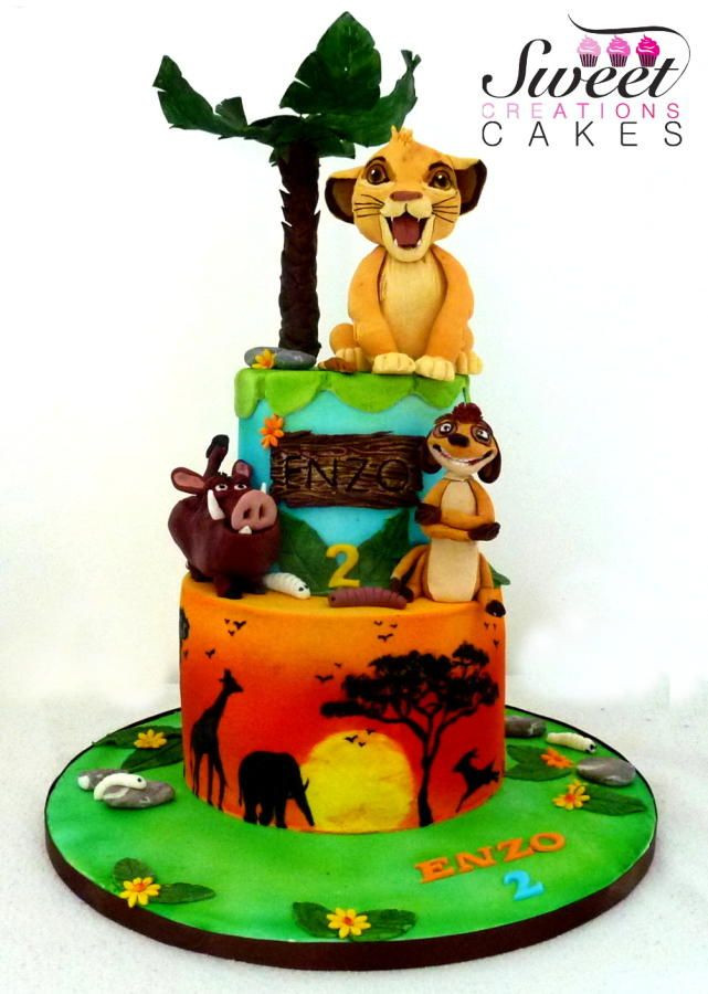 Best ideas about Lion King Birthday Cake . Save or Pin 17 Best images about lion guard cake ideas on Pinterest Now.