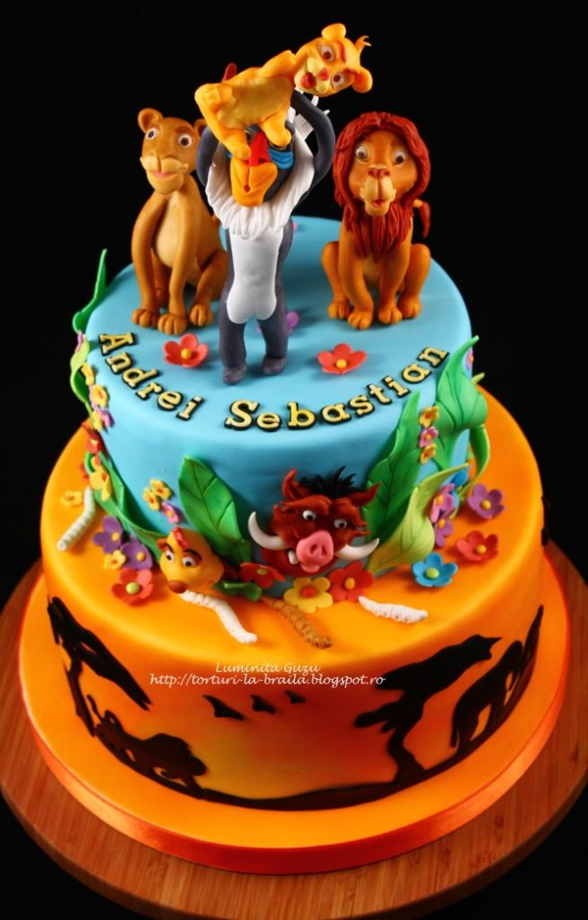 Best ideas about Lion King Birthday Cake . Save or Pin Lion King Cakessssss Cakes And more cakes Now.