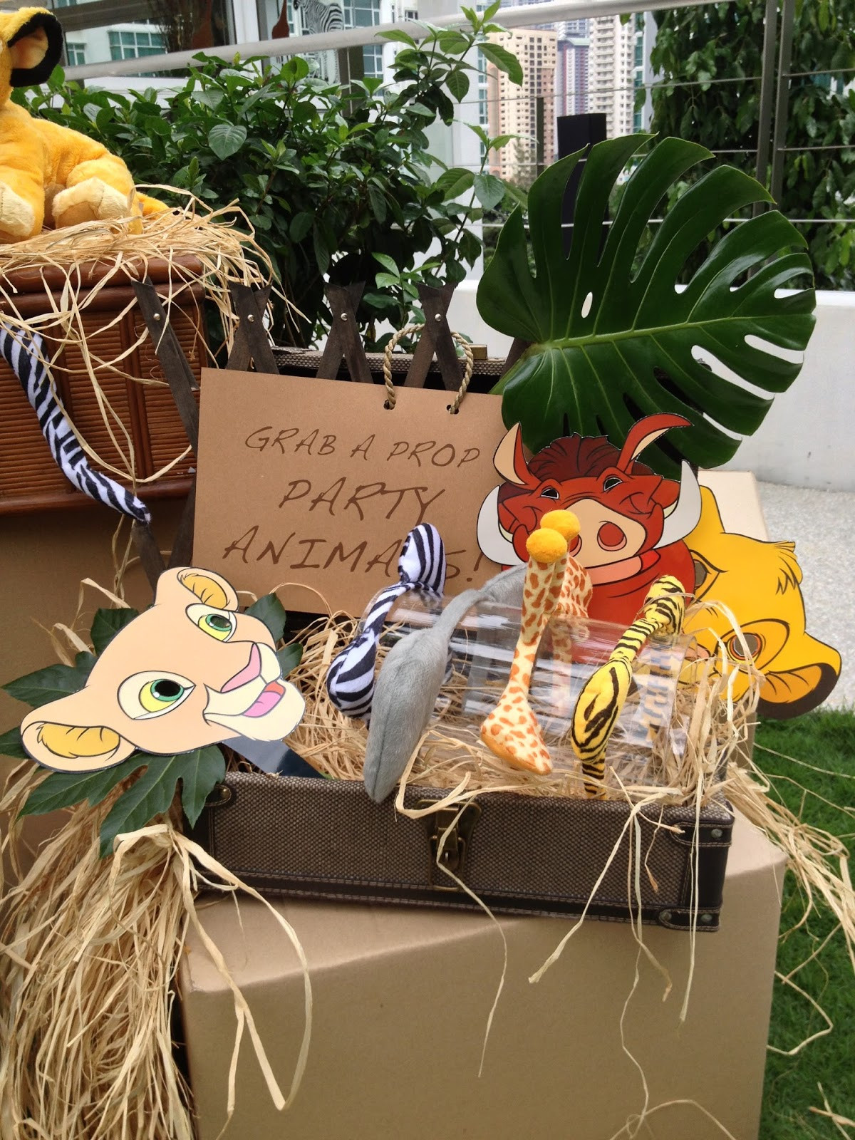 Best ideas about Lion King Birthday Decorations . Save or Pin Miss Shortcakes A Lion King Party Now.