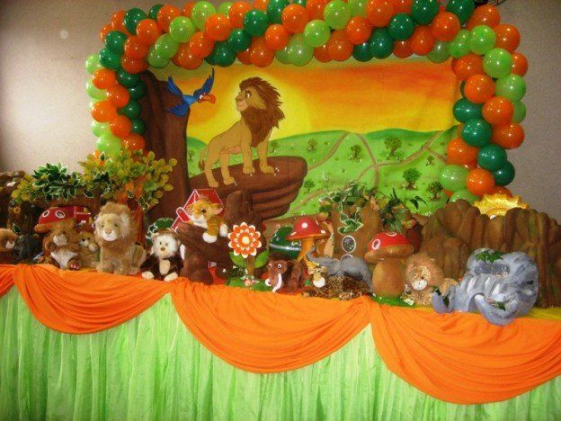 Best ideas about Lion King Birthday Decorations . Save or Pin 187 best images about Lion Guard Birthday Party Ideas on Now.