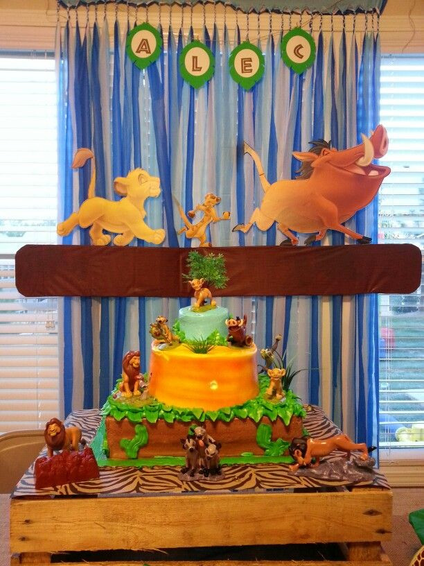 Best ideas about Lion King Birthday Decorations . Save or Pin 27 best images about lion guard cake ideas on Pinterest Now.