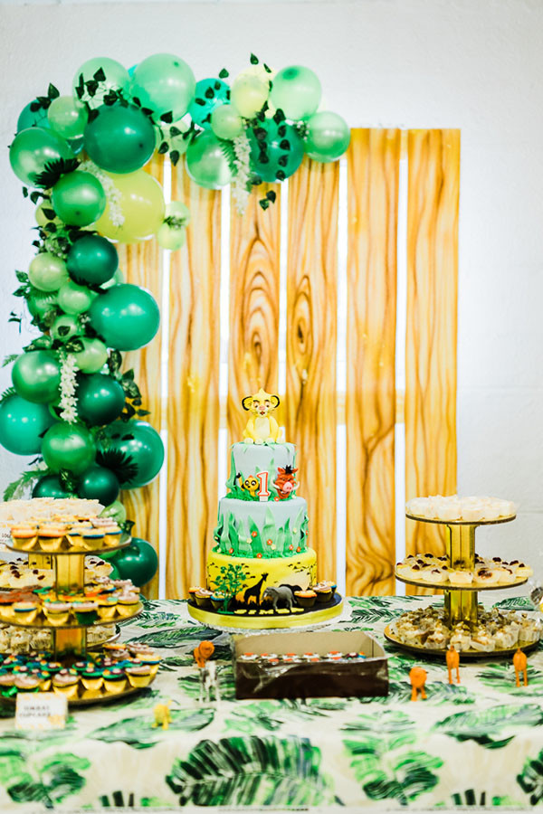 Best ideas about Lion King Birthday Party . Save or Pin Lion King Boy Birthday Party Now.