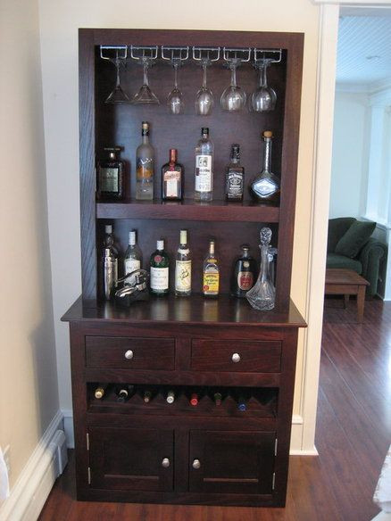 Best ideas about Liquor Cabinet DIY . Save or Pin Diy Liquor Cabinet Ikea WoodWorking Projects & Plans Now.