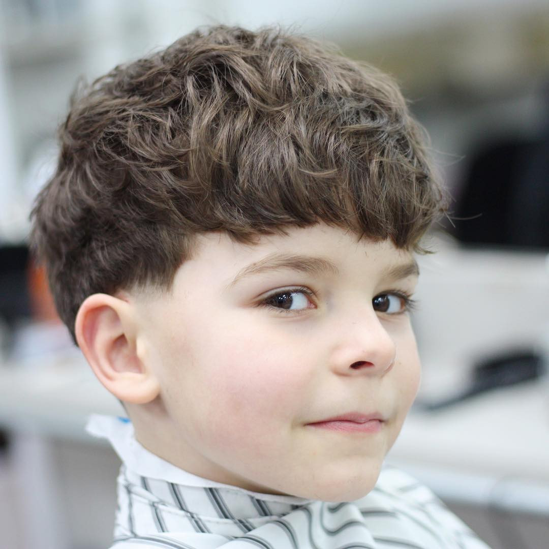 Best ideas about Little Boys Fade Haircuts 2019 . Save or Pin Boys Haircuts Latest Boys Fade Haircuts 2019 Men s Now.