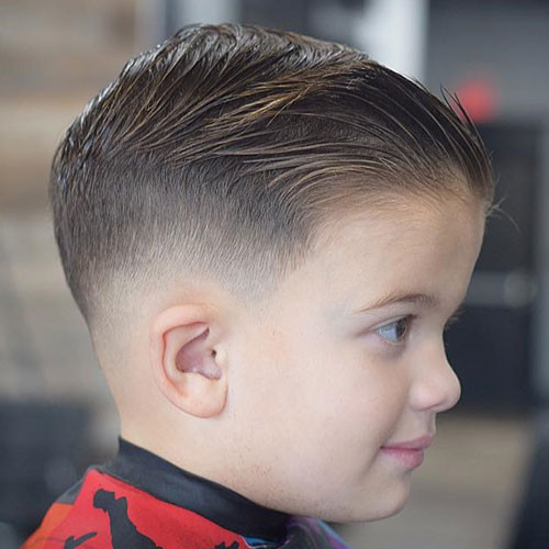 Best ideas about Little Boys Fade Haircuts 2019 . Save or Pin 35 Cool Haircuts For Boys 2019 Guide Now.