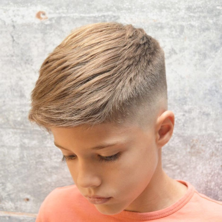 Best ideas about Little Boys Fade Haircuts 2019 . Save or Pin Men s Hair Haircuts Fade Haircuts short medium long Now.