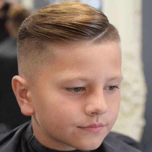 Best ideas about Little Boys Fade Haircuts 2019 . Save or Pin 25 Cool Boys Haircuts 2019 Now.