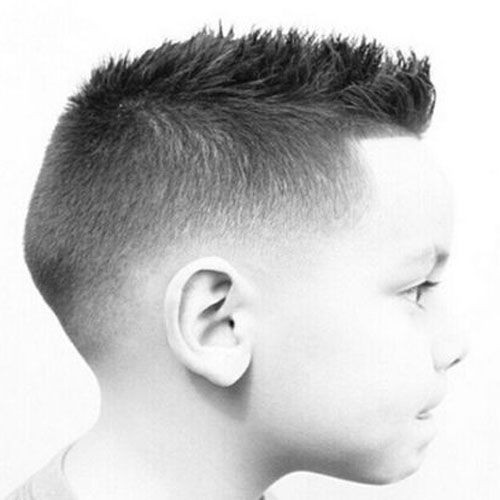 Best ideas about Little Boys Fade Haircuts 2019 . Save or Pin 35 Cool Haircuts For Boys 2019 Guide fav Now.