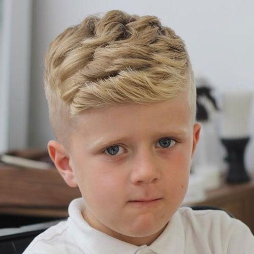Best ideas about Little Boys Fade Haircuts 2019 . Save or Pin 25 Cool Boys Haircuts 2019 Haircuts For Boys Now.