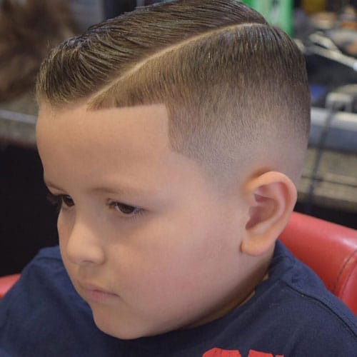 Best ideas about Little Boys Fade Haircuts 2019 . Save or Pin 35 Cute Toddler Boy Haircuts 2019 Guide Now.