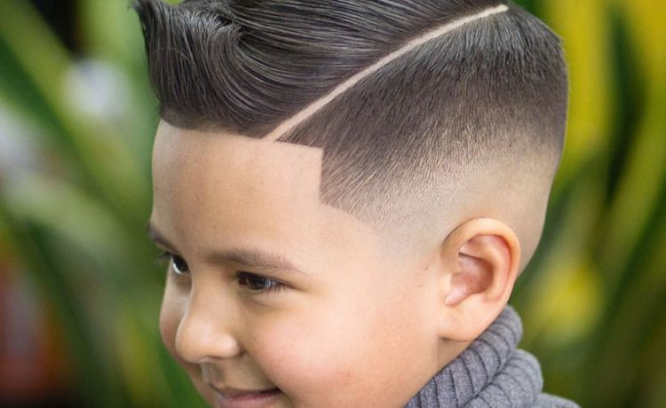 Best ideas about Little Boys Hair Cut . Save or Pin 101 Trendy and Cute Toddler Boy Haircuts mybabydoo Now.