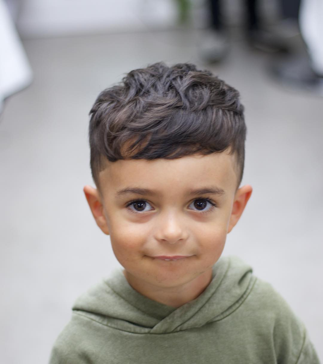 Best ideas about Little Boys Hair Cut . Save or Pin Popular Haircuts For Little Boys 2018 Now.