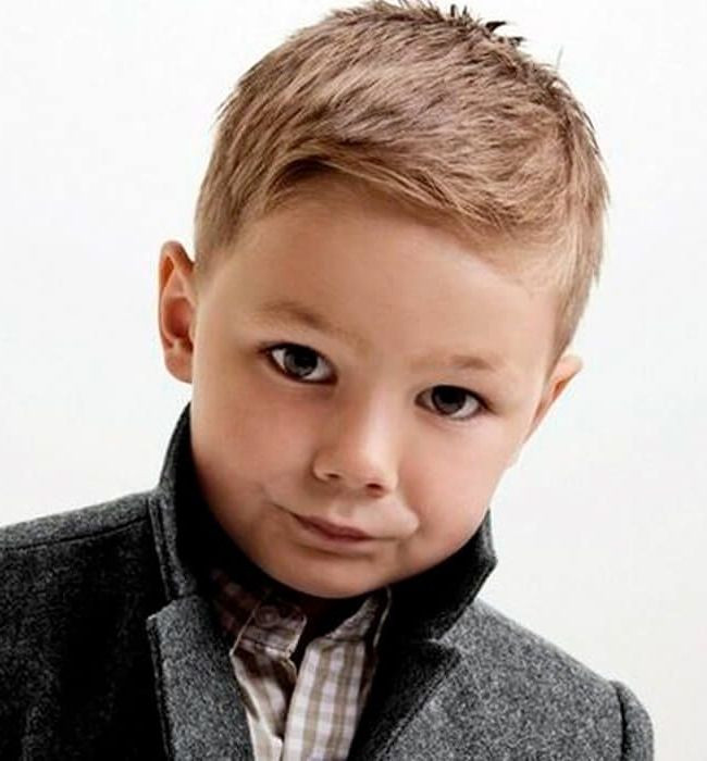 Best ideas about Little Boys Haircuts . Save or Pin Image result for little boy haircuts short Now.