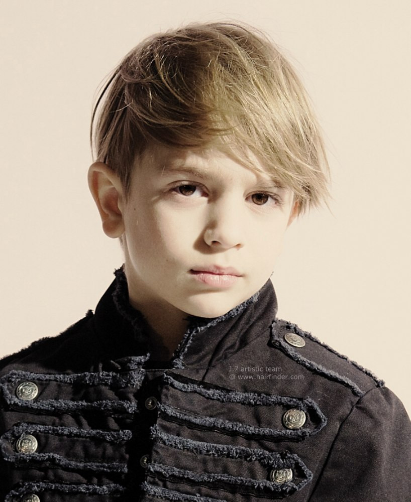 Best ideas about Little Boys Haircuts . Save or Pin 70 Popular Little Boy Haircuts [Add Charm in 2018] Now.