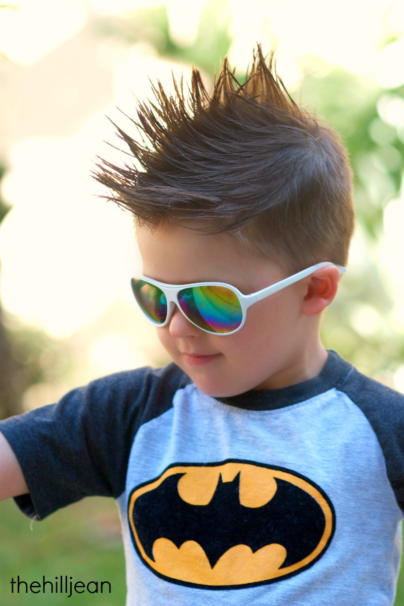 Best ideas about Little Boys Haircuts . Save or Pin Cute Little Boys Hairstyles 13 Ideas Now.