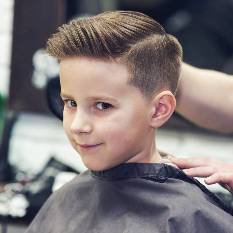 Best ideas about Little Boys Hairstyles 2019 . Save or Pin How to Cut Boys Hair Layering & Blending Guides Now.