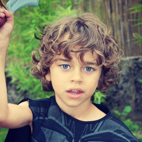 Best ideas about Little Boys Hairstyles 2019 . Save or Pin 35 Cute Little Boy Haircuts Adorable Toddler Hairstyles Now.