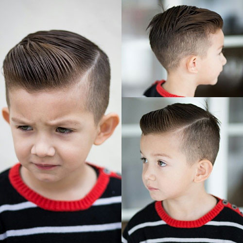 Best ideas about Little Boys Hairstyles 2019 . Save or Pin 35 Cute Toddler Boy Haircuts 2019 Guide Now.