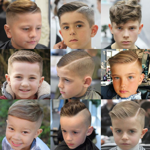 Best ideas about Little Boys Hairstyles 2019 . Save or Pin 25 Cool Boys Haircuts 2019 Now.