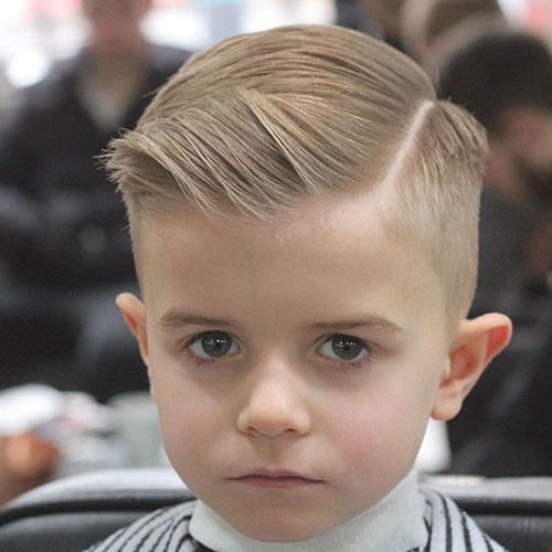 Best ideas about Little Boys Hairstyles 2019 . Save or Pin 35 Cool Haircuts For Boys 2019 Guide Now.