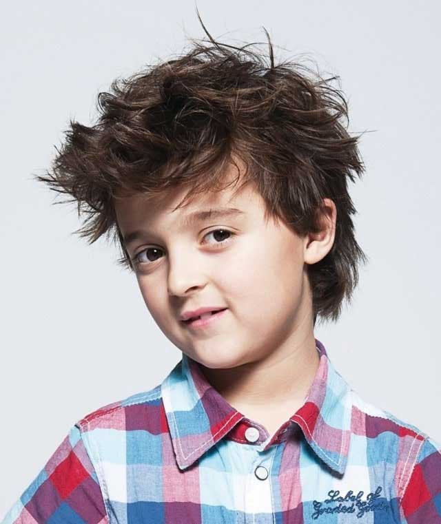 Best ideas about Little Boys Hairstyles 2019 . Save or Pin Best Little Boys Haircuts And Hairstyles In 2019 Now.