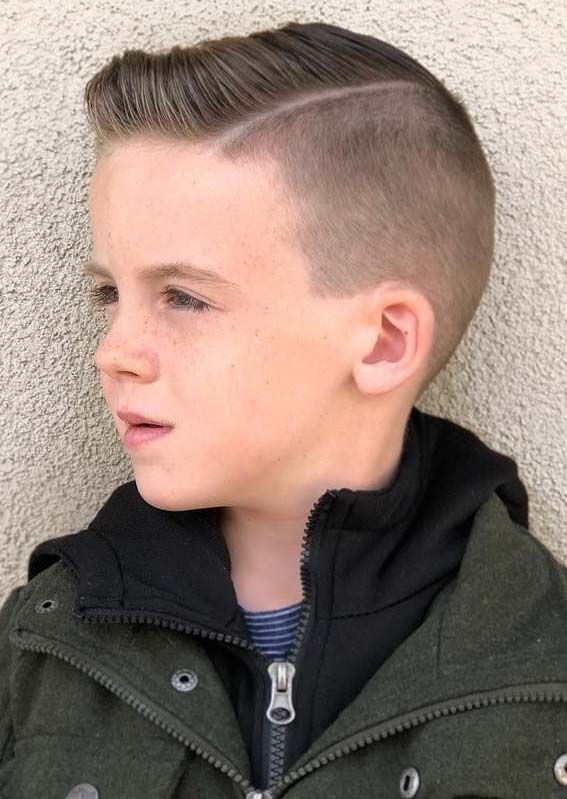 Best ideas about Little Boys Hairstyles 2019 . Save or Pin 16 Cute Little Boy Hairstyles & Haircuts for 2019 Now.