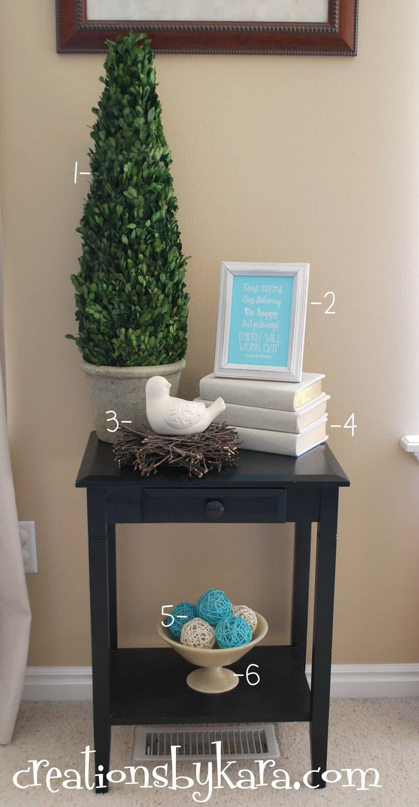 Best ideas about Living Room Decorations DIY . Save or Pin DIY Decorating Living Room Table Creations by Kara Now.