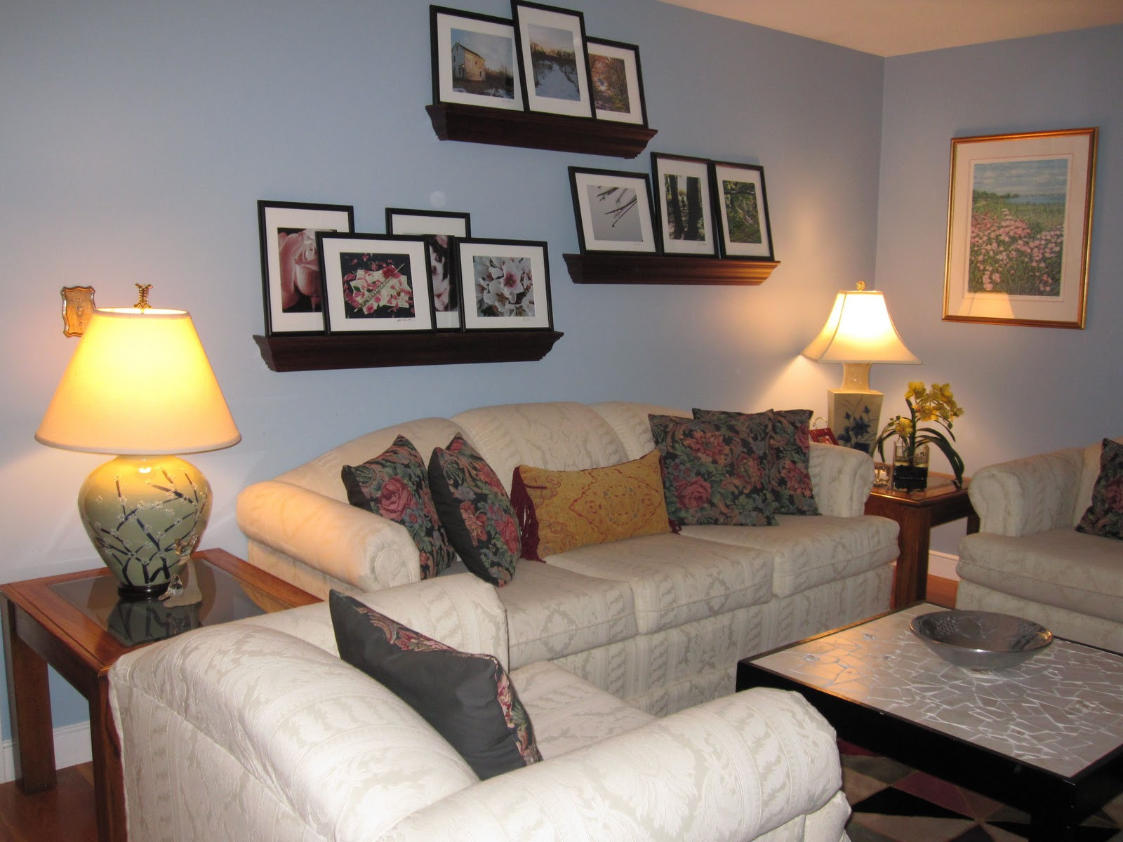 Best ideas about Living Room Lamps . Save or Pin Barb s Decorating Tips Let There Be Light Now.