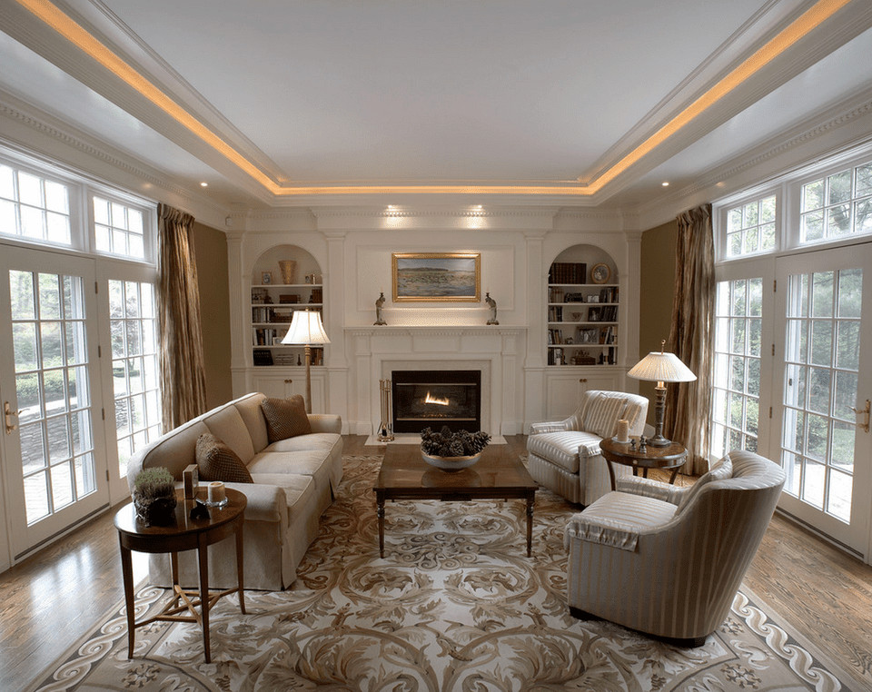 Best ideas about Living Room Lamps . Save or Pin 9 Top Living Room Lighting Ideas Now.