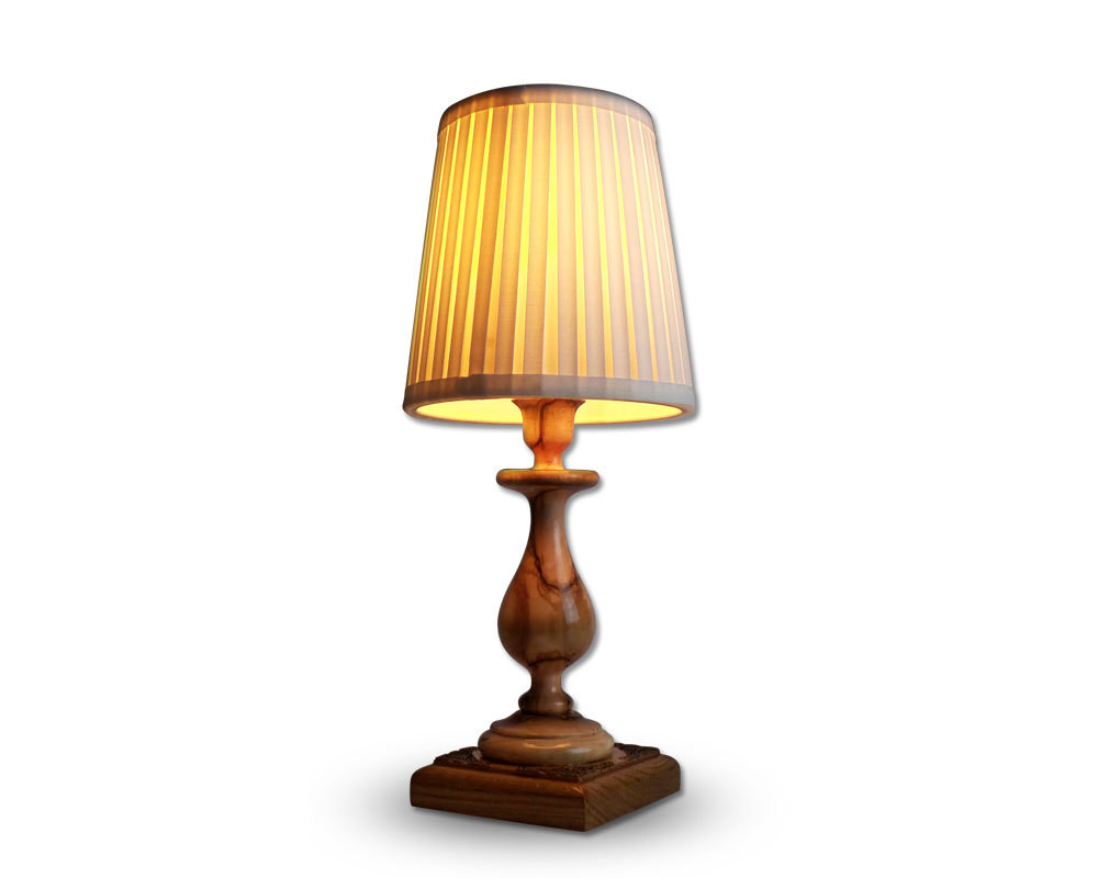 Best ideas about Living Room Lamps . Save or Pin Living room lamps Rustic desk lamp Small table lamps Rustic Now.