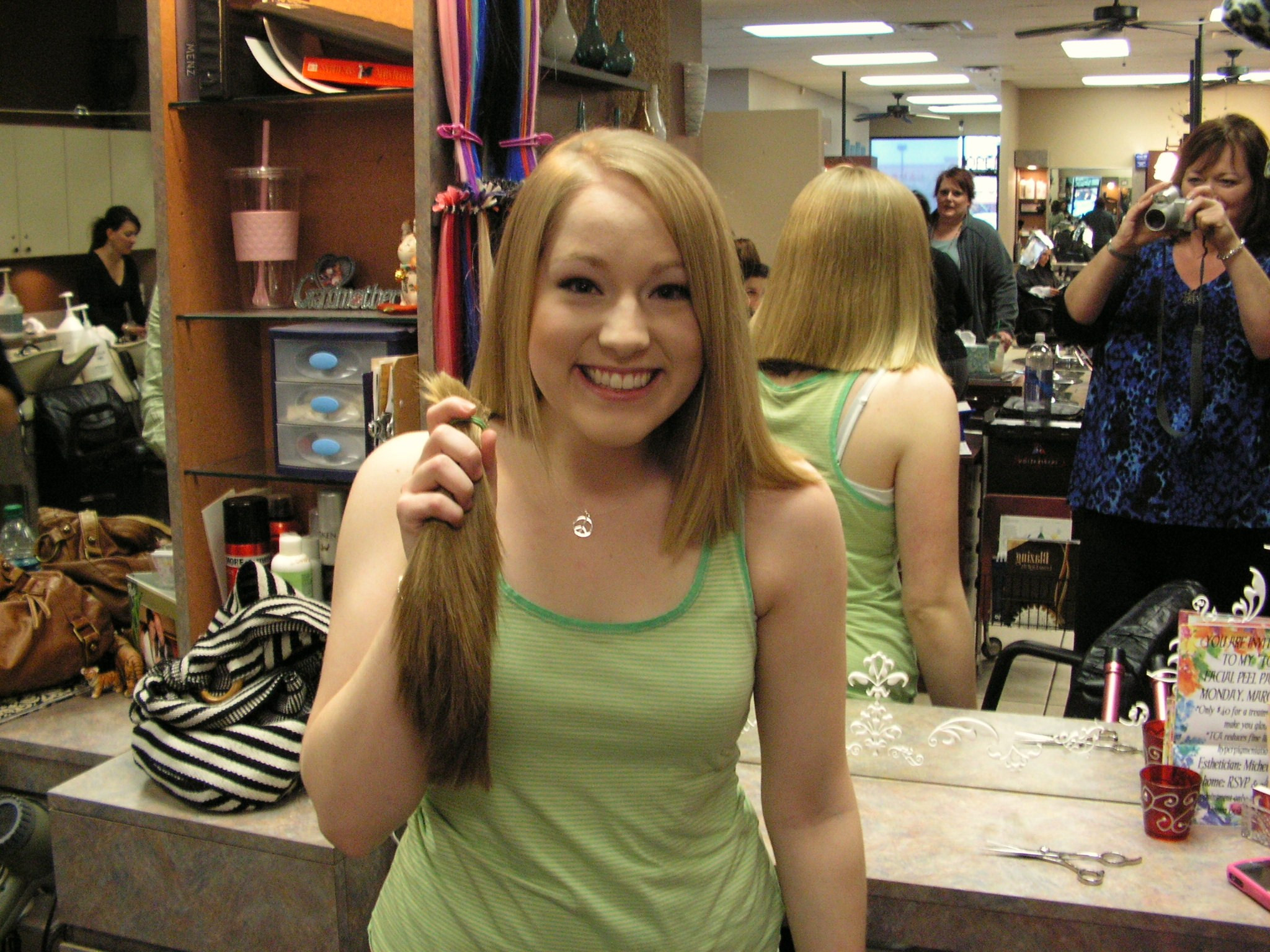 Best ideas about Locks Of Love Free Hair Cut . Save or Pin hair cut Now.