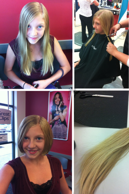 Best ideas about Locks Of Love Free Hair Cut . Save or Pin Locks of Love Free Haircut Now.