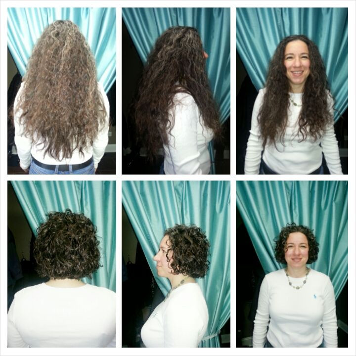 Best ideas about Locks Of Love Free Hair Cut . Save or Pin Before and After Locks of Love Donation Ouidad Haircut Now.
