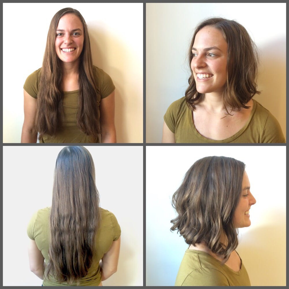 Best ideas about Locks Of Love Free Hair Cut . Save or Pin Before and after donating hair to Locks of Love Haircut Now.
