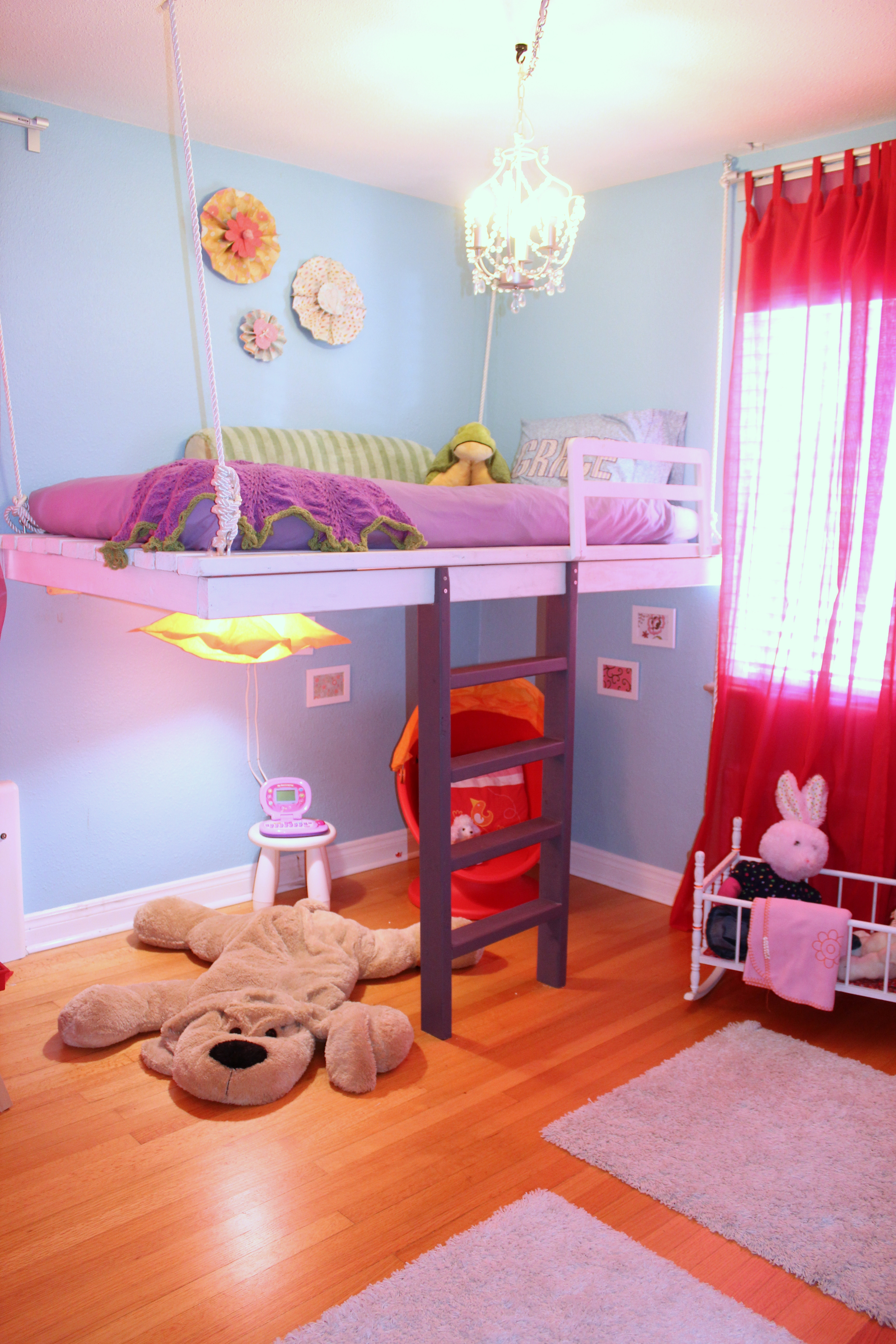 Best ideas about Lofted Bed DIY . Save or Pin Ana White Now.