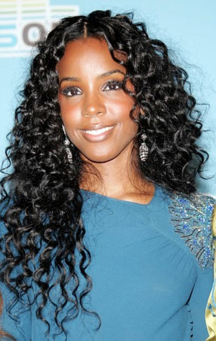 Best ideas about Long Curly Weave Hairstyles . Save or Pin Weave Hairstyles Ideas For Stylish Black Women s The Xerxes Now.