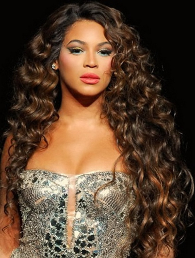 Best ideas about Long Curly Weave Hairstyles . Save or Pin 20 Quick Hairstyles For Curly Hair Womens Feed Inspiration Now.