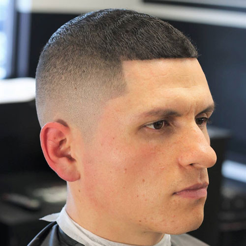 Best ideas about Long Hair To Buzz Cut . Save or Pin 17 Best High and Tight Haircuts For Men 2019 Guide Now.