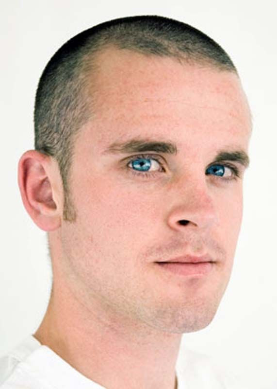 Best ideas about Long Hair To Buzz Cut . Save or Pin A short buzzcut with long sideburns on Haircuts for Men Now.