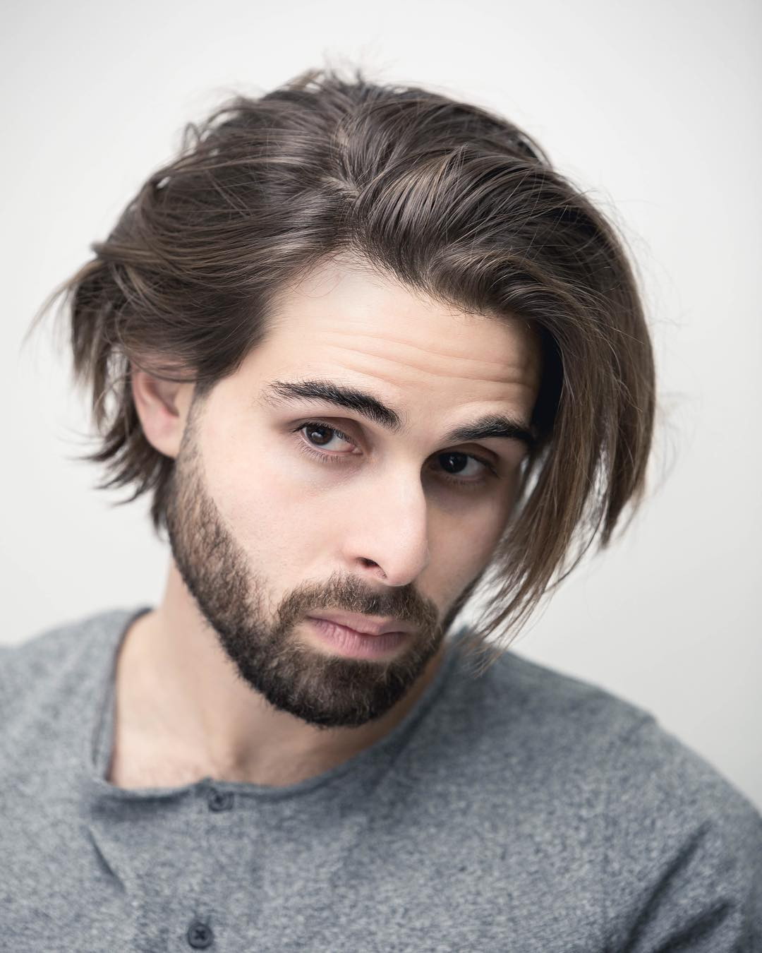 Best ideas about Long Men Hairstyles . Save or Pin How To Grow Your Hair Out Men s Tutorial Now.