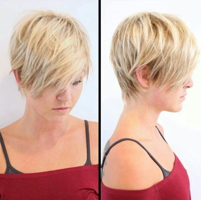 Best ideas about Long Pixie Cut For Fine Hair . Save or Pin 15 Trendy Long Pixie Hairstyles PoPular Haircuts Now.