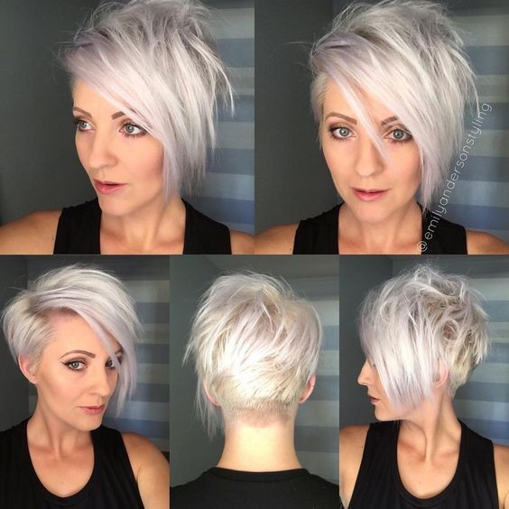 Best ideas about Long Pixie Cut For Fine Hair . Save or Pin 60 Best Hairstyles for 2019 Trendy Hair Cuts for Women Now.