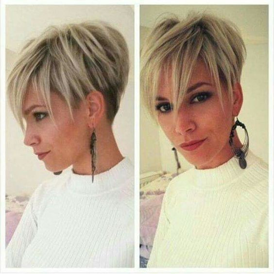 Best ideas about Long Pixie Cut For Fine Hair . Save or Pin 30 Best Short Hairstyles for Fine Hair PoPular Haircuts Now.