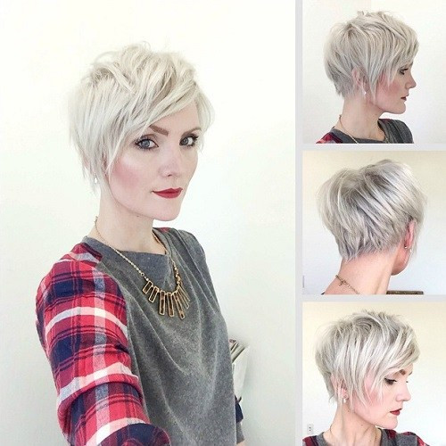 Best ideas about Long Pixie Cut For Fine Hair . Save or Pin 100 Mind Blowing Short Hairstyles for Fine Hair Now.